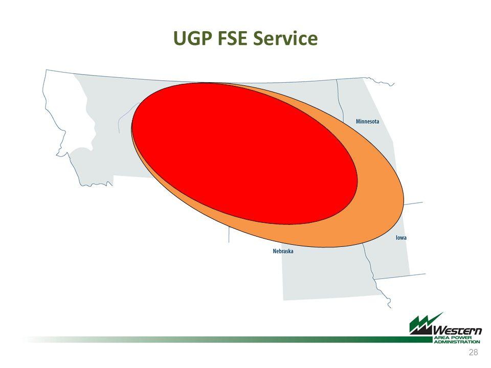 UGP FSE Service 28