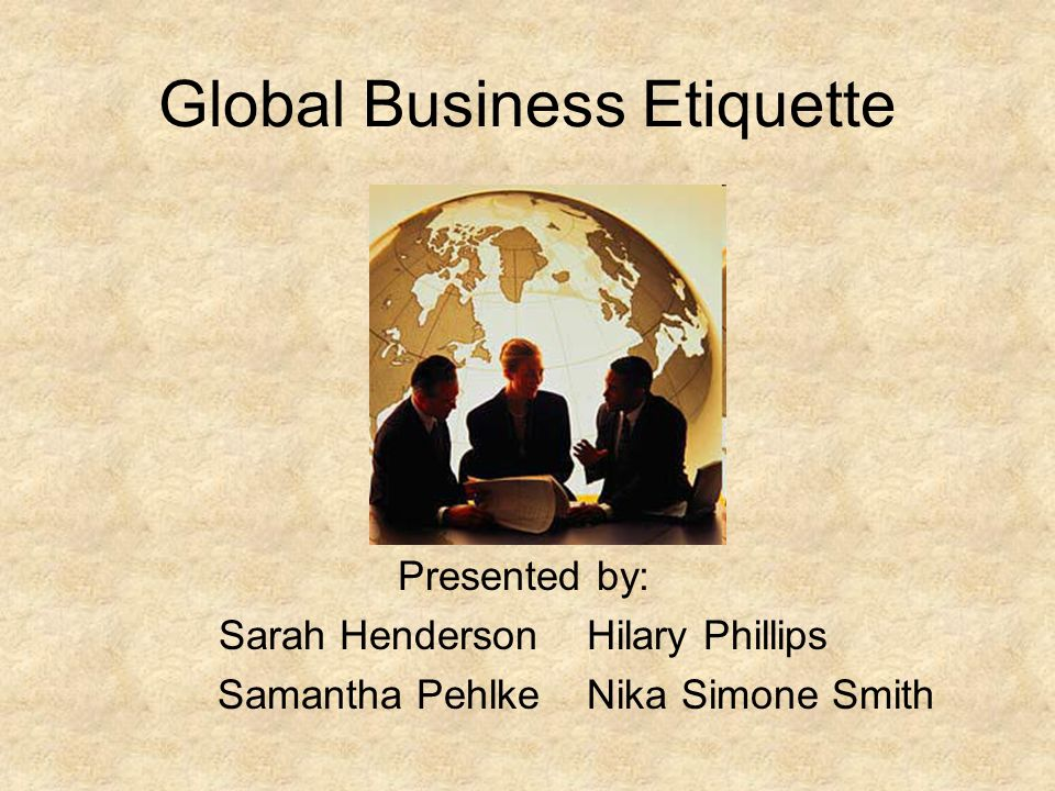 You May Think Youre Polite, But How Much Do You Really Know About Global Etiquette?