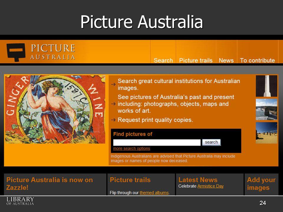 24 Picture Australia
