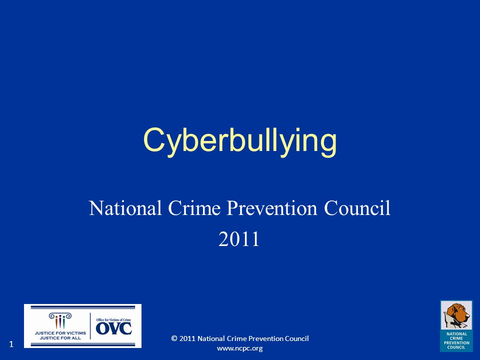 22 RED FLAG The biggest red flag that a child is being cyberbullied is a withdrawal from technology.
