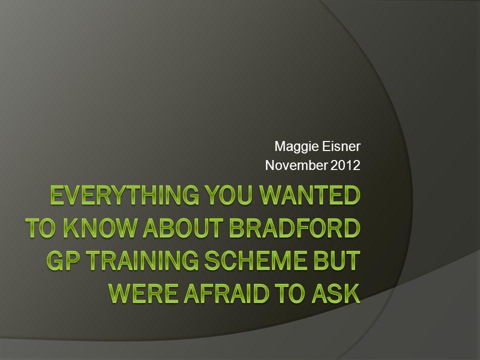 Maggie Eisner November 2012