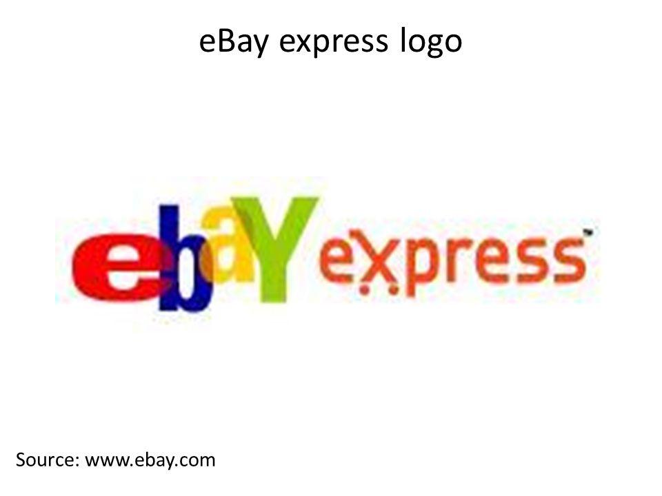 eBay express logo Source: www.ebay.com