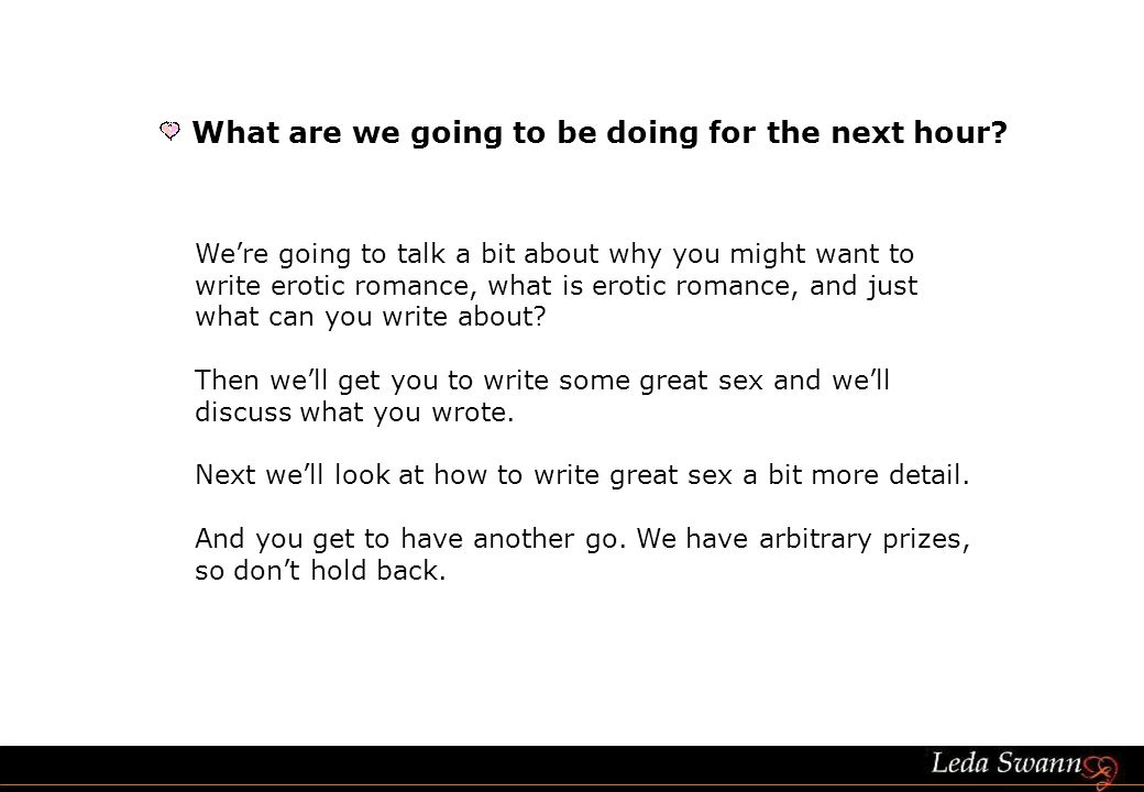 Dangerous Scenarios Scenario 1 Heres an easy one to start off with, its the classic office fling.