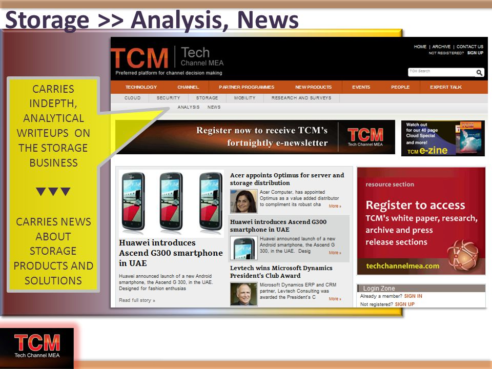 Storage >> Analysis, News CARRIES INDEPTH, ANALYTICAL WRITEUPS ON THE STORAGE BUSINESS CARRIES NEWS ABOUT STORAGE PRODUCTS AND SOLUTIONS