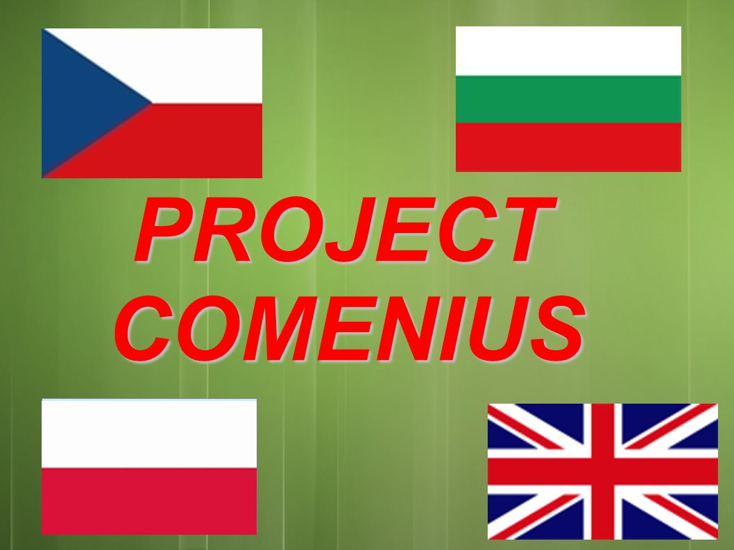 PROJECT PROJECTCOMENIUS