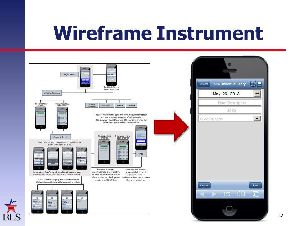 Wireframe Instrument 5