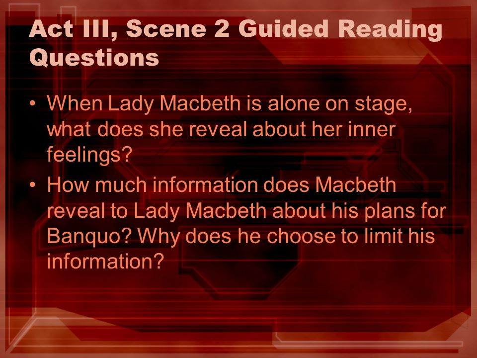 In what act and scene does lady macbeth kill herself