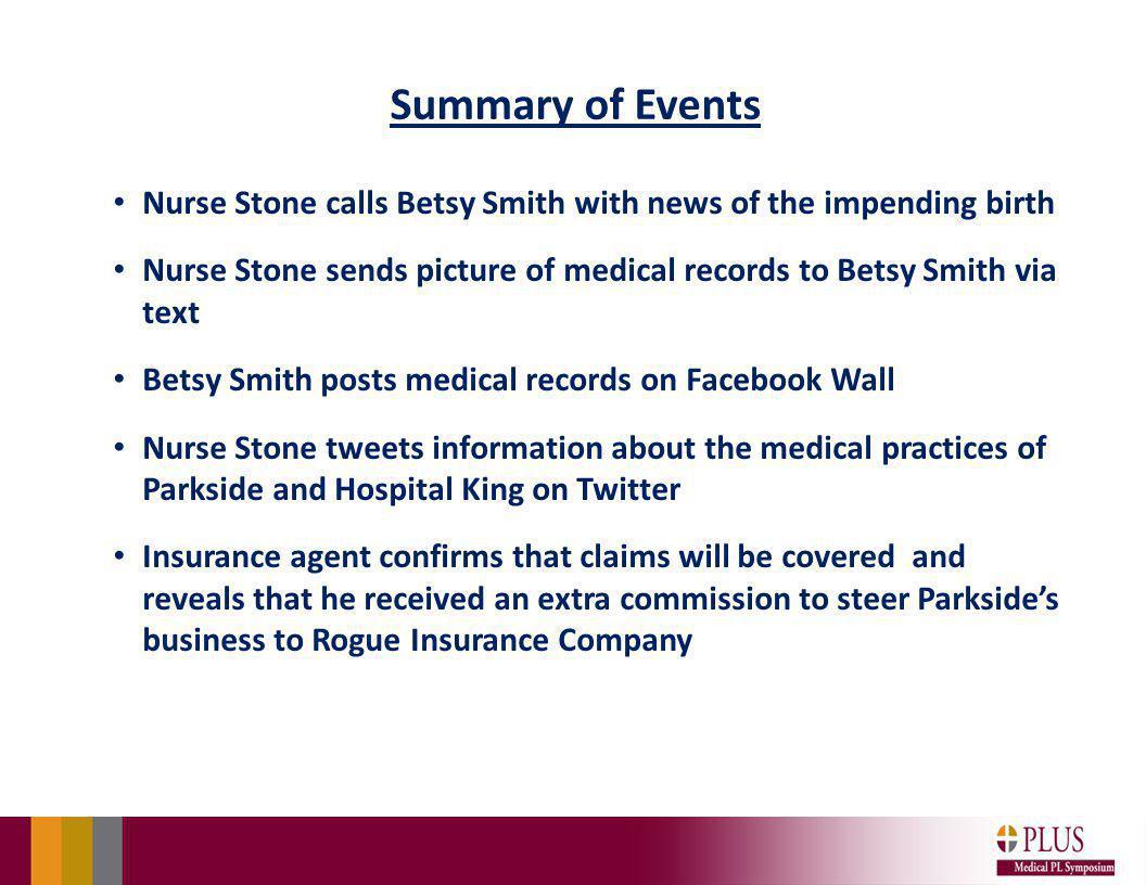 Nurse Stones Twitter Account