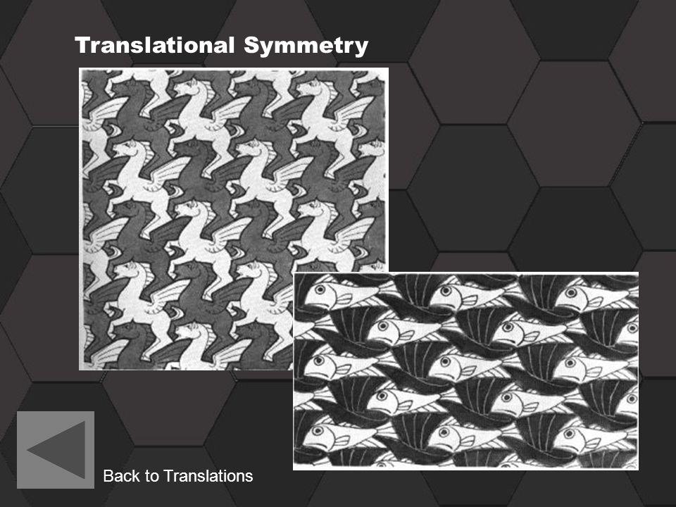 Translational Symmetry Back to Translations