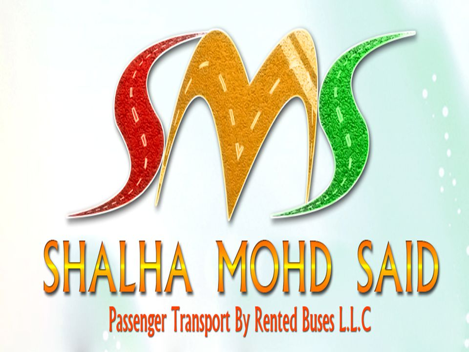 Shalha Mohd Said (SMS) Passenger Transport by Rented Buses LLC offers a full service Vehicle Rental Programs for all kinds of company.