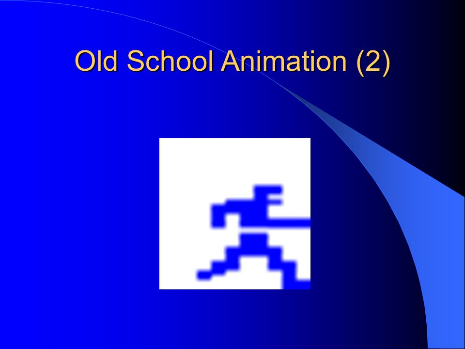 Old School Animation (2)