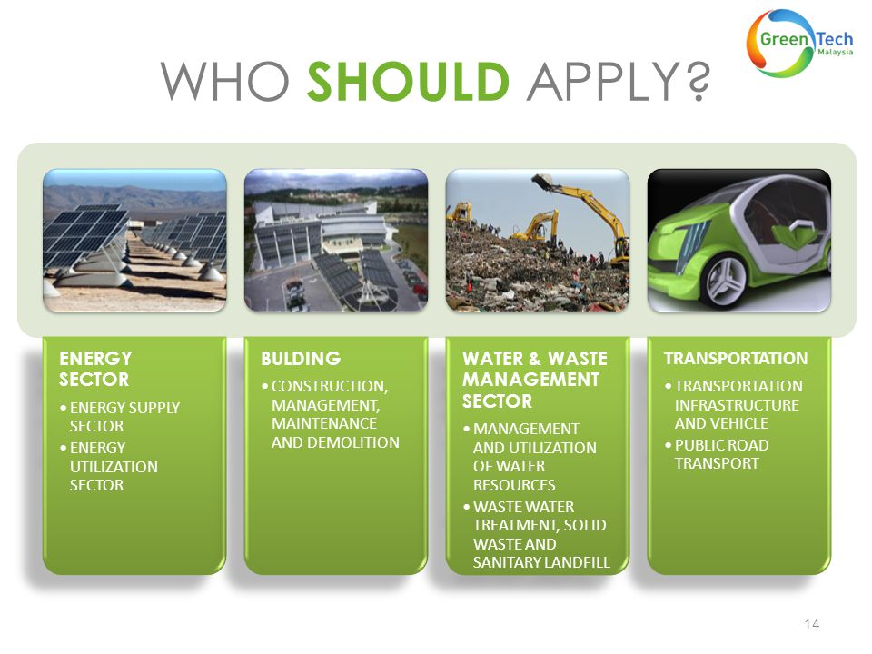 WHO SHOULD APPLY.
