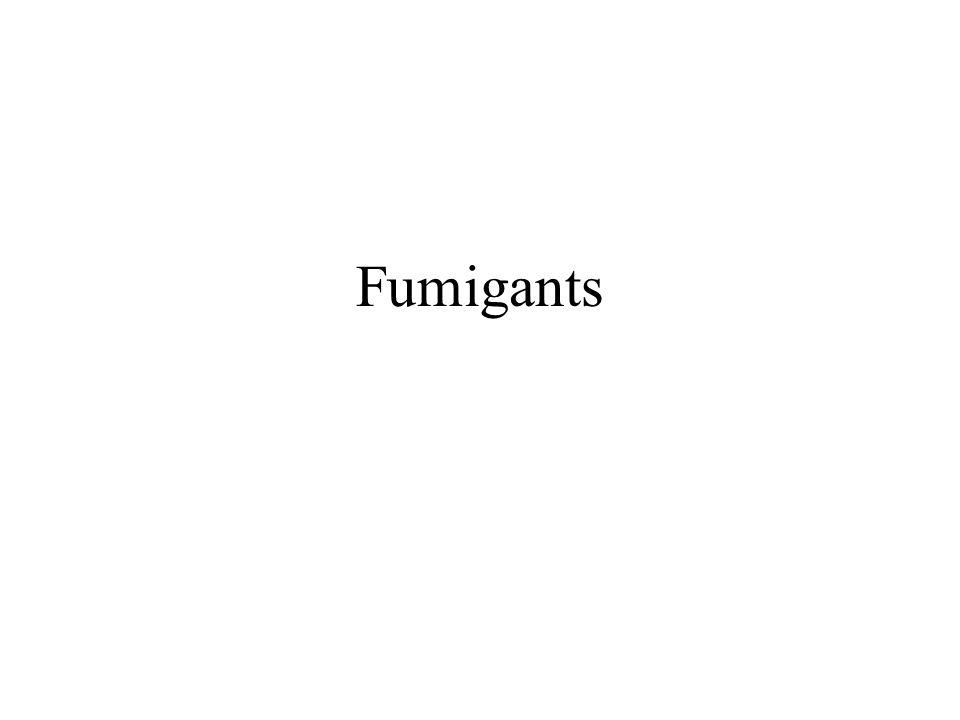 Fumigants