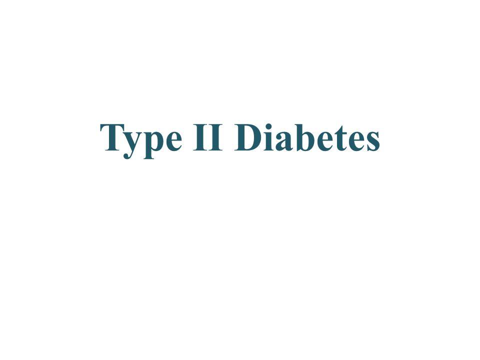 Type II Diabetes