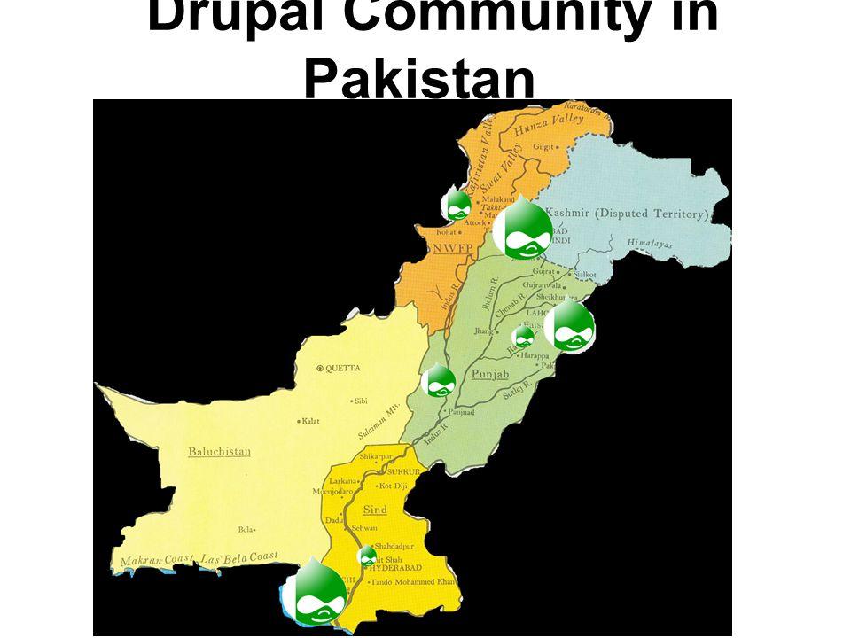Drupal Community in Pakistan