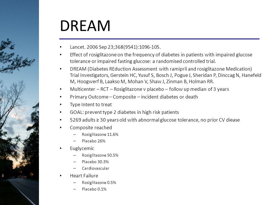DREAM Lancet. 2006 Sep 23;368(9541):1096-105.