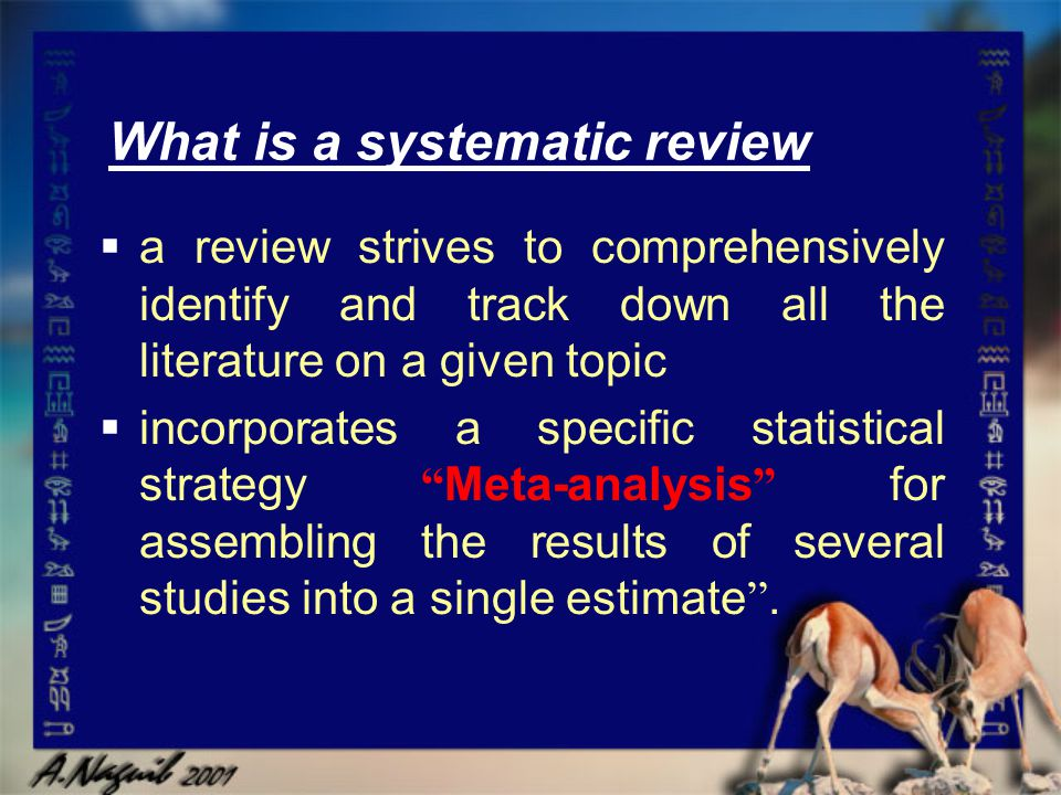 Description of studies Albano 2000 Olivennes 2000 The European Orgalutran Study Group 2000 The North American trial 2001 The European-middle East Orgalutran Study Group2001