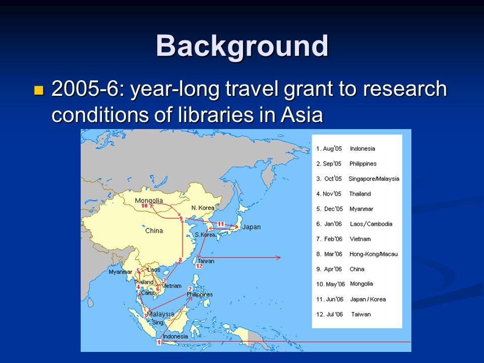 Cambodia: PUC libraryupgrading computers
