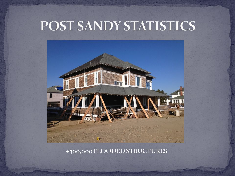 +300,000 FLOODED STRUCTURES