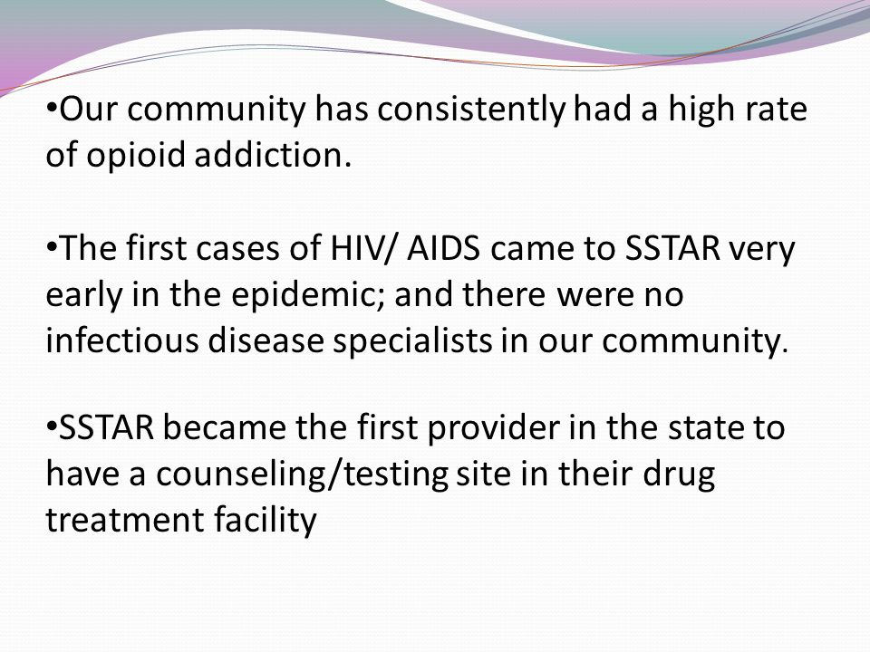 When the first wave of individuals tested positive, we had push-back from the local private physician community, who didnt want us integrating those patients into their private practices.