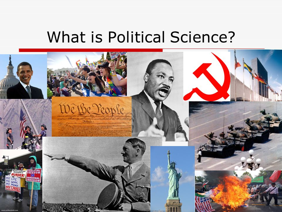 What is Political Science?