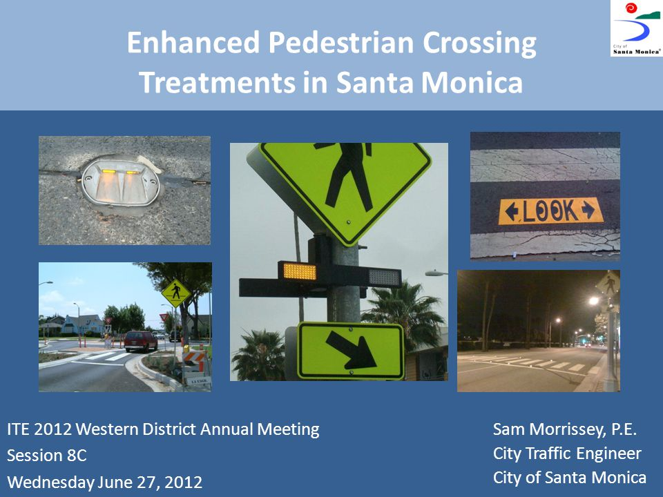 Next Steps Citys experiment still ongoing Continue through 2013 Periodic updates to CTCDC & FHWA Alternate locations of C/RRFBs Investigate human factors Testing other devices 22