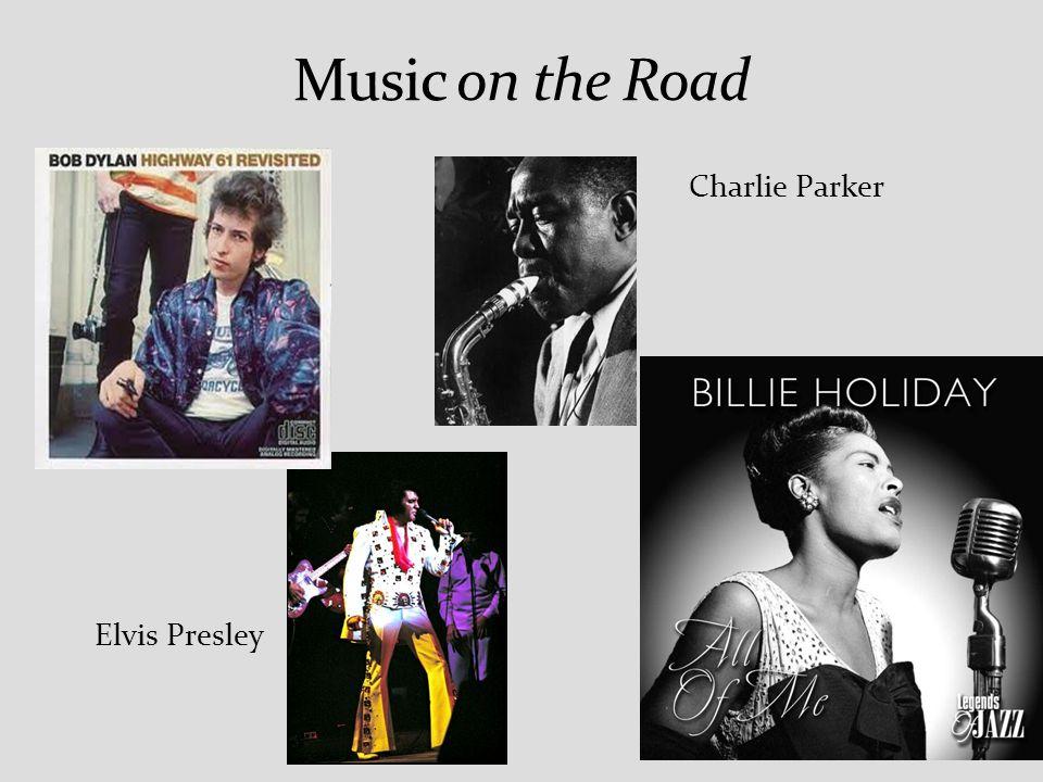 Charlie Parker Elvis Presley