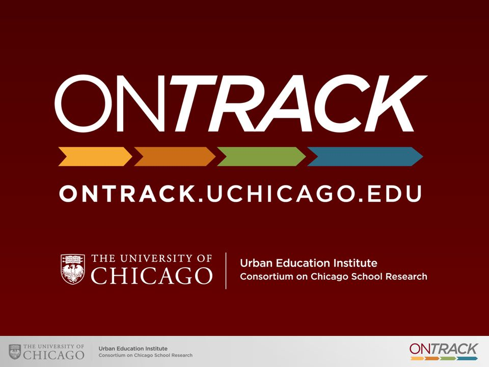 On-Track Chicagos Focus on Ninth Grade Triggers Climb in High School Graduation Rates
