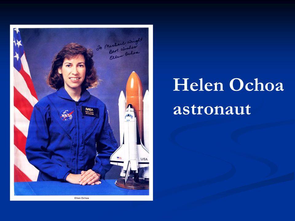 Helen Ochoa astronaut