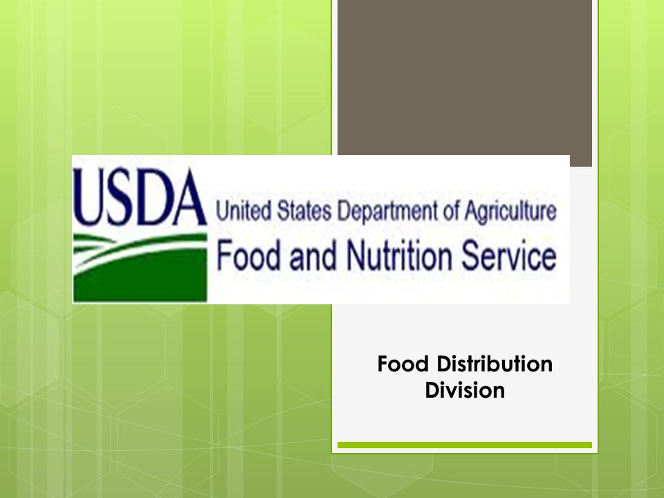 Food Distribution Division