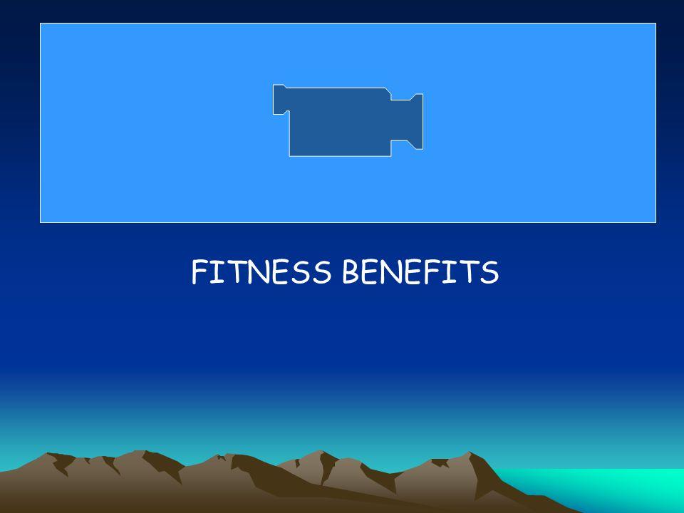 FITNESS BENEFITS