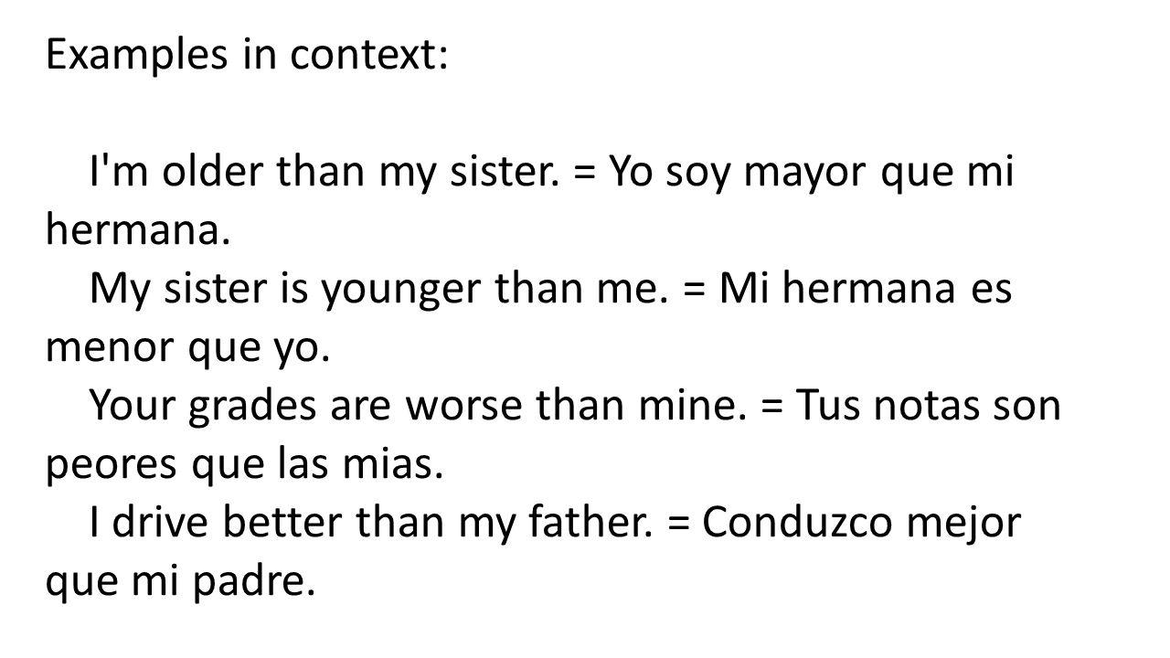 To form comparisons of equality with nouns, use the following formula: tanto(-a,-os,-as) + noun + como Juan tiene tanto dinero como María.