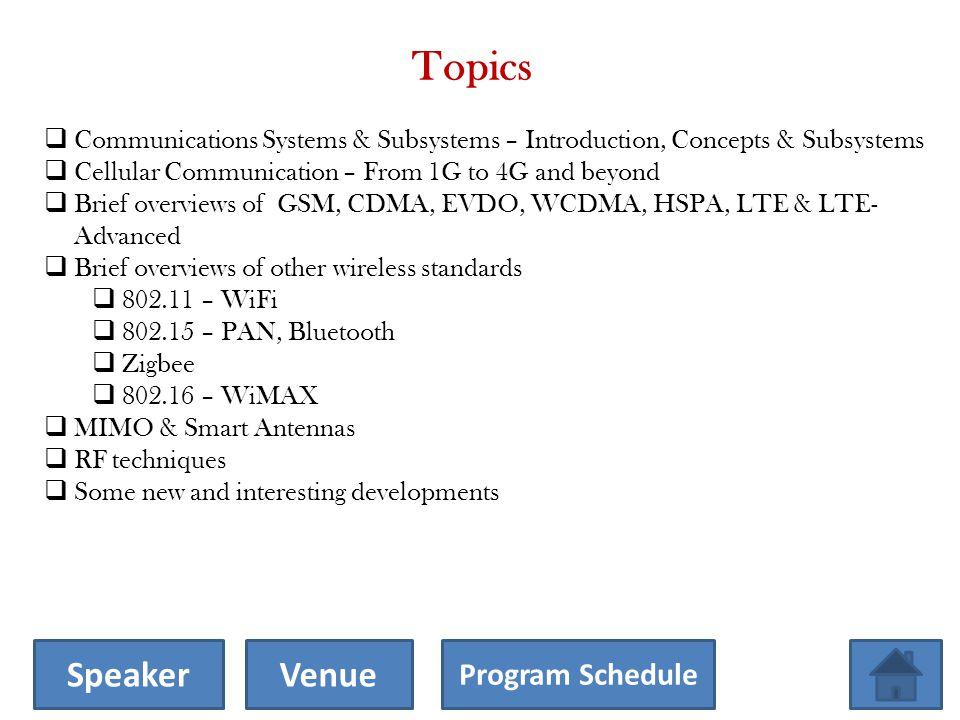 Invited Speaker Dr.
