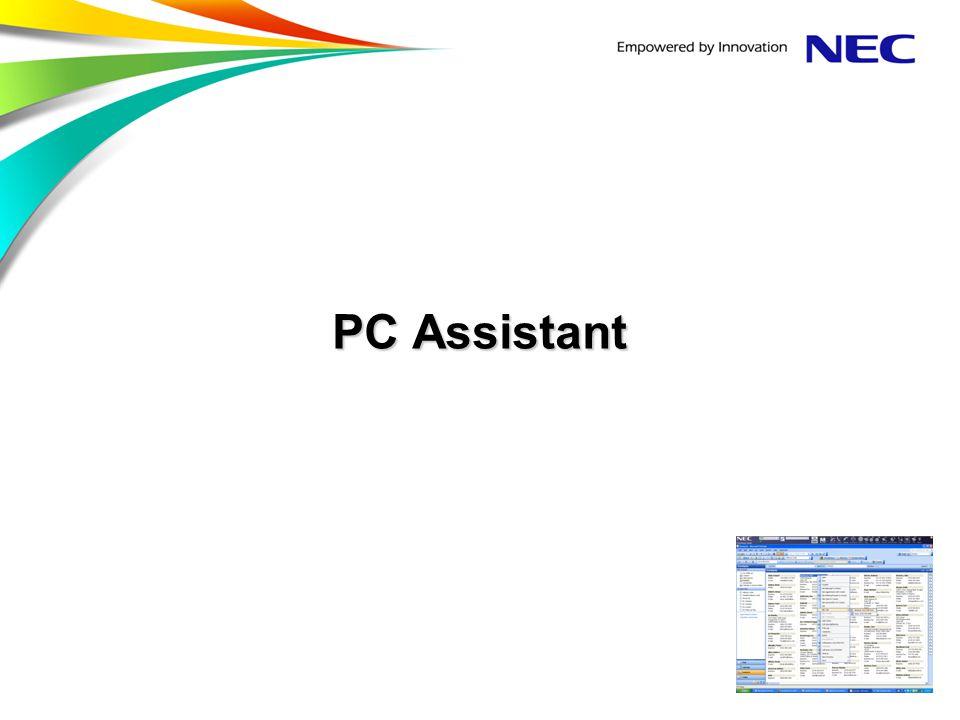PC Assistant
