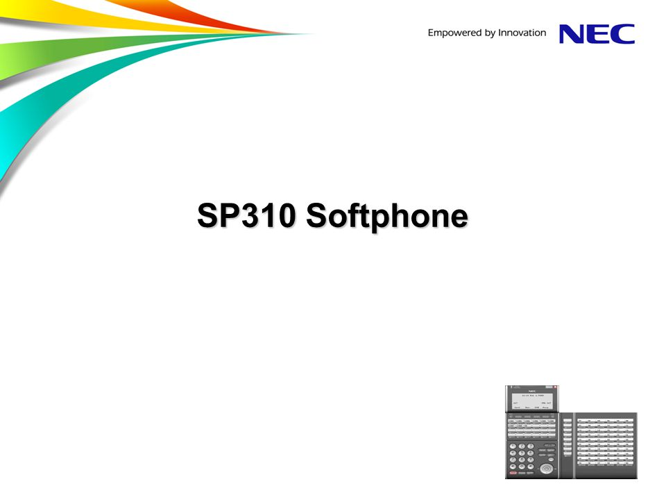 SP310 Softphone