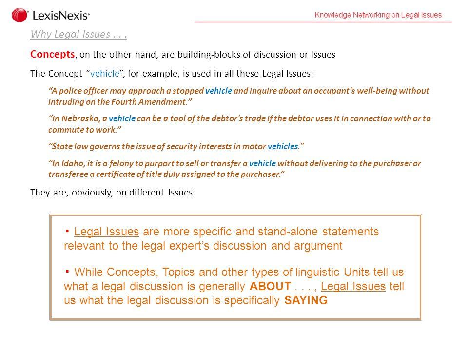 Semantics of Citations