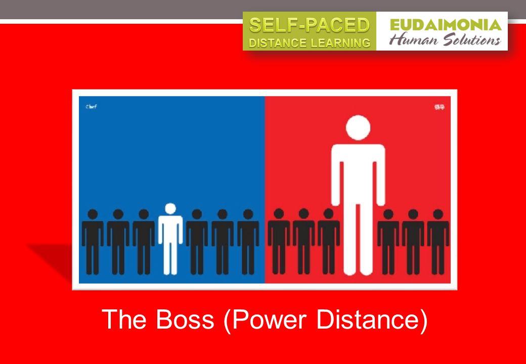 The Boss (Power Distance)