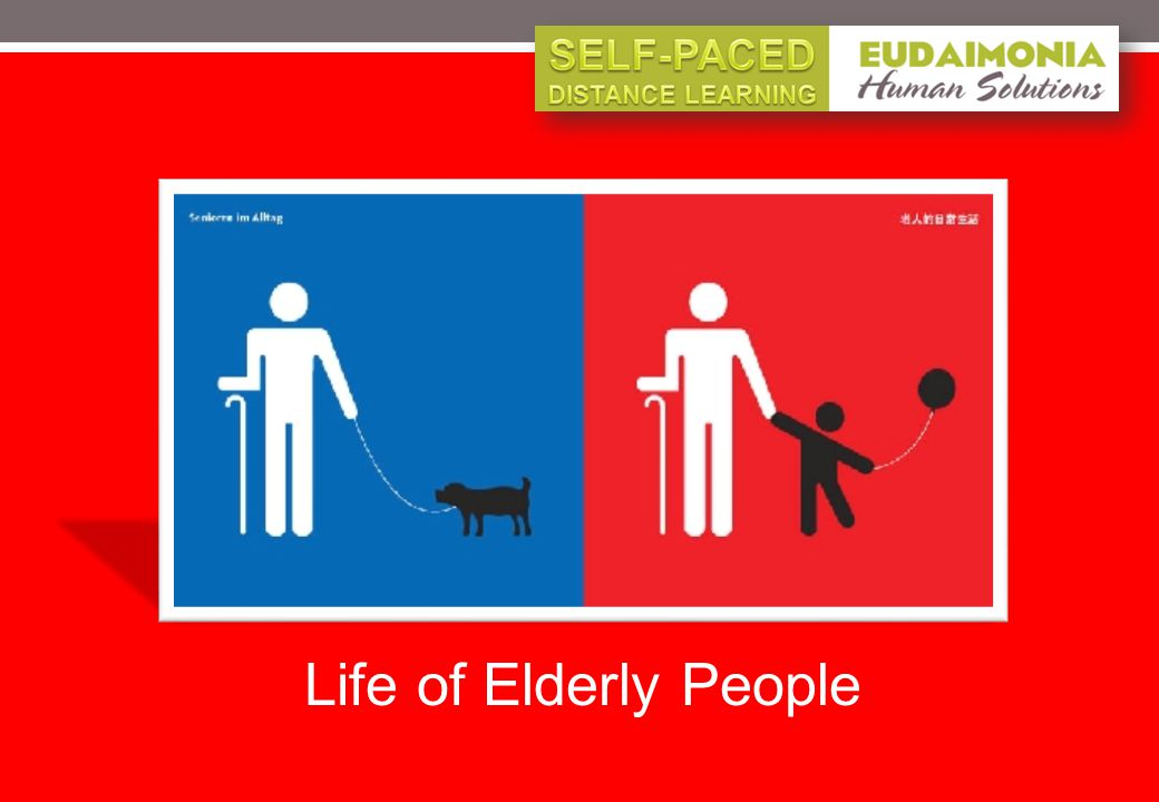 Life of Elderly People