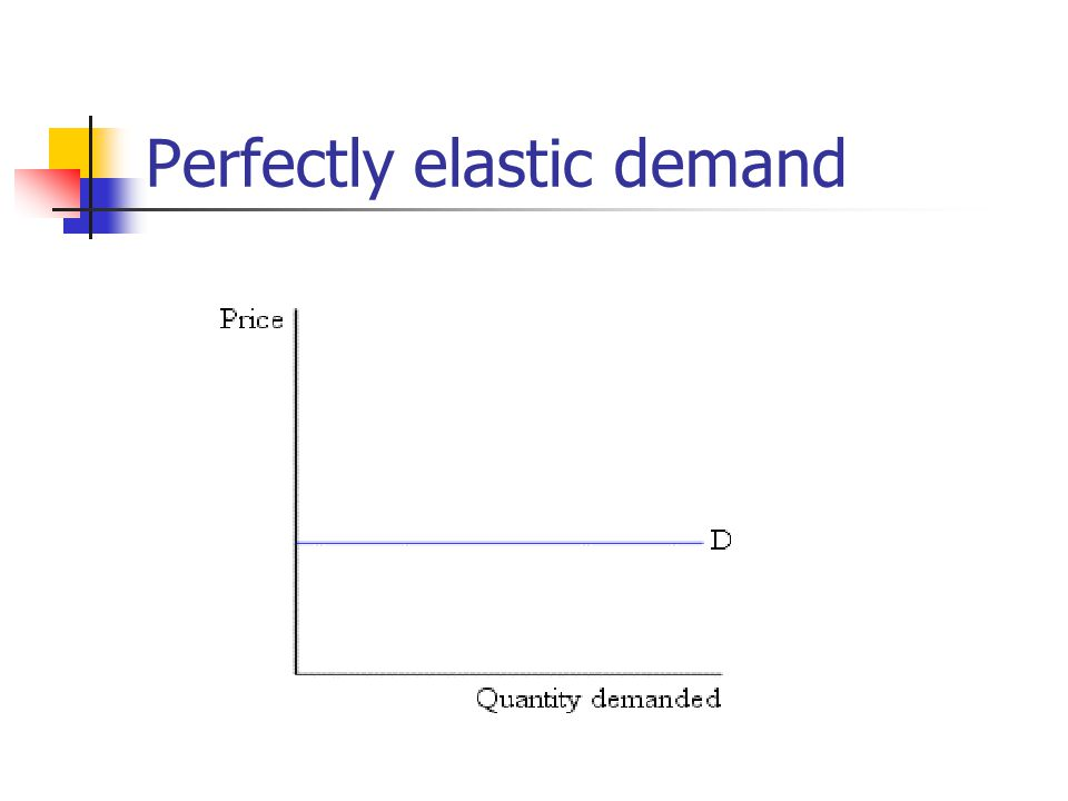 Determinants of supply elasticity short run - period of time in which capital is fixed all inputs are variable in the long run supply will be more elastic in the long run than in the short run since firms can expand or contract their capital in the long run.