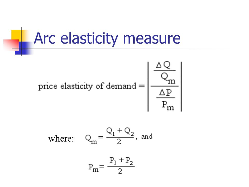 Income elasticity of demand A good is a normal good if income elasticity > 0.
