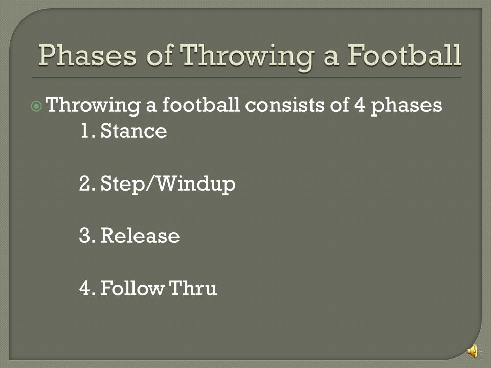 -You can see the path that the ball takes through the Step and Windup phase, and what the body looks like just as the ball is being released -The horizontal measurement of the ball when released in 6° -The vertical measurement of our subject when the ball is thrown is 17°
