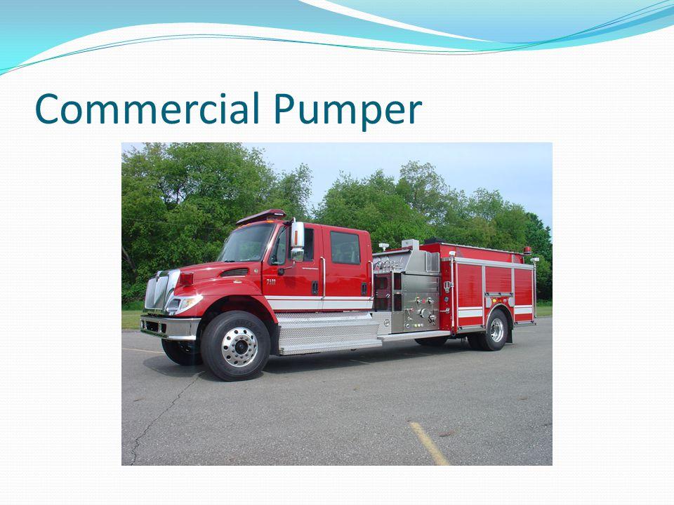 Commercial Pumper