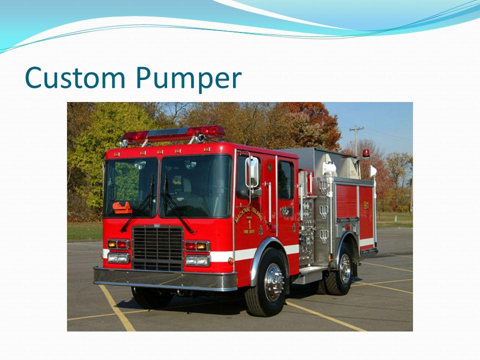 Custom Pumper