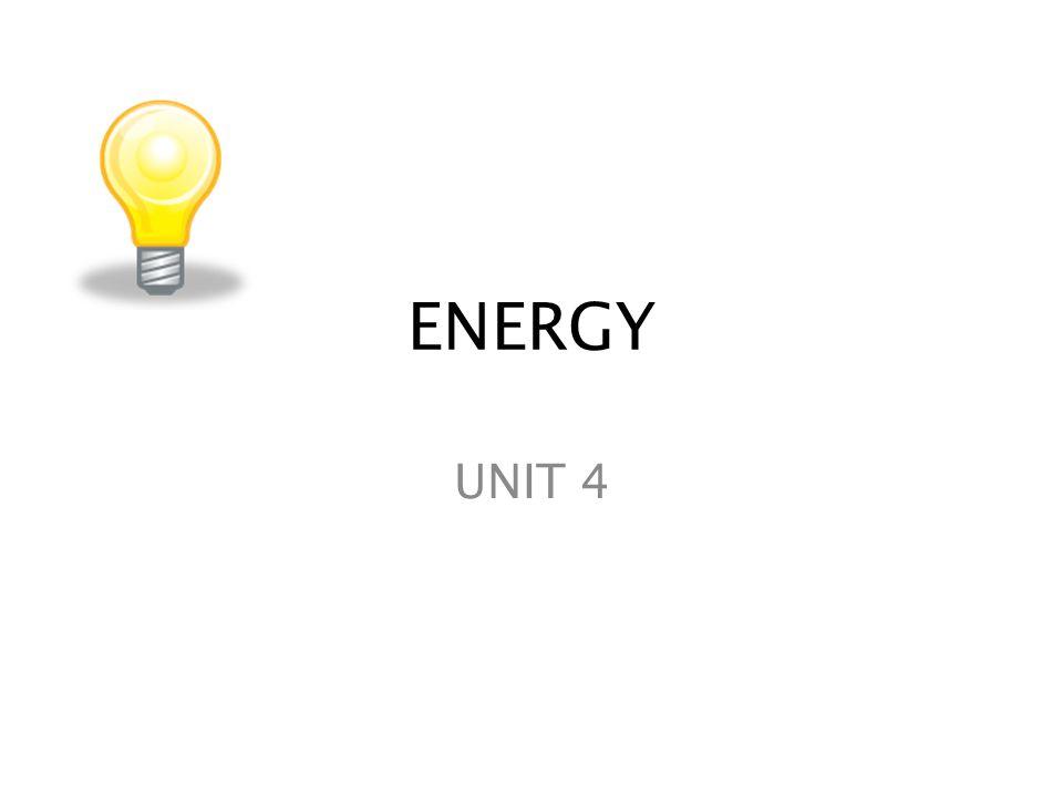 ENERGY UNIT 4