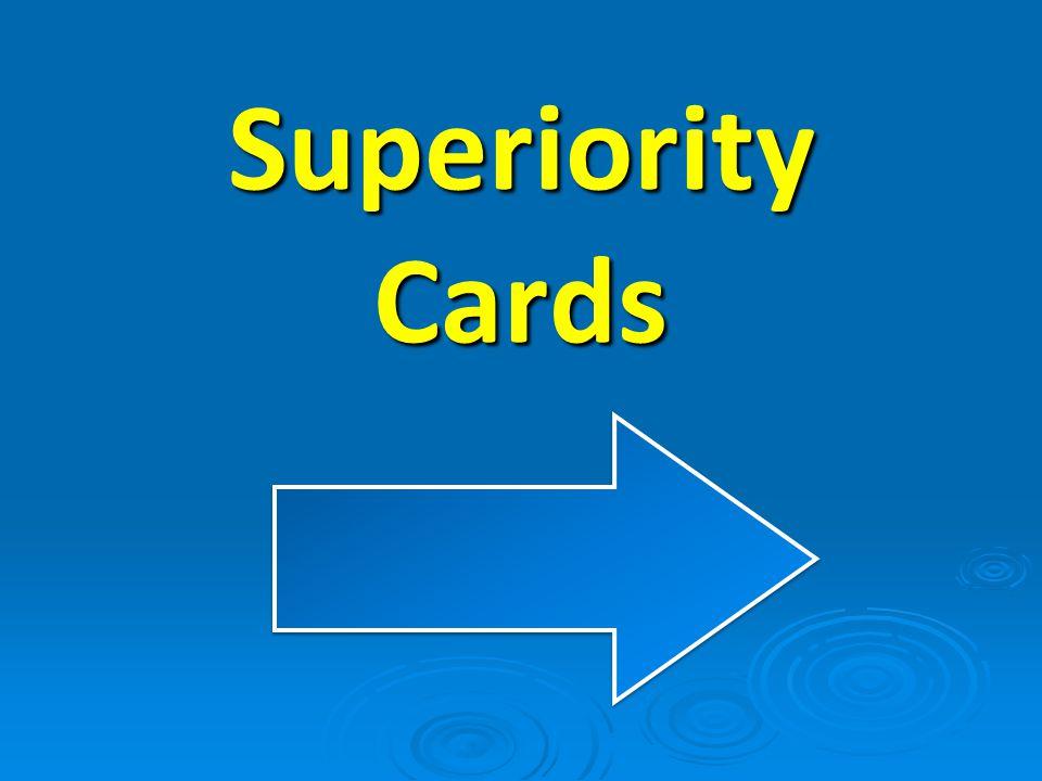 SuperiorityCards