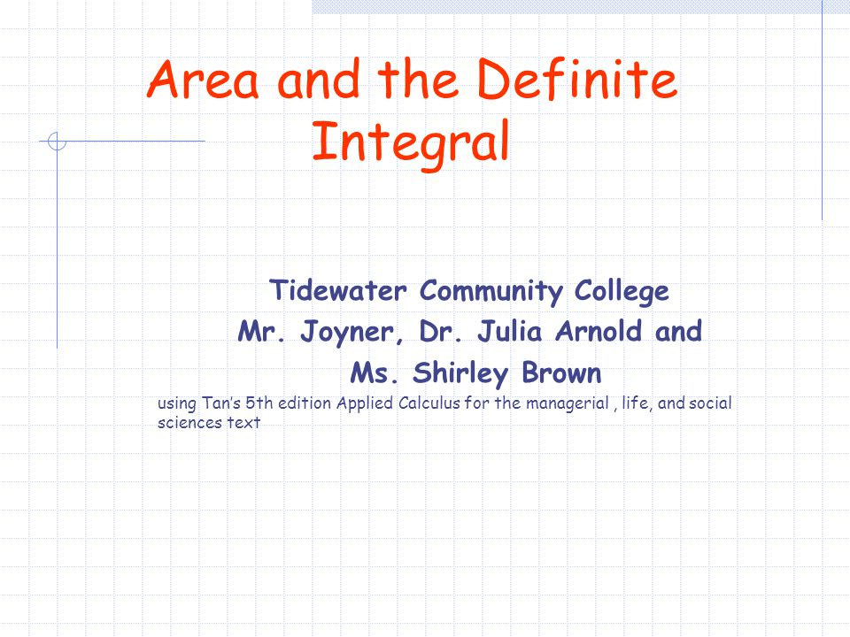 The definite integral of a function is a number.