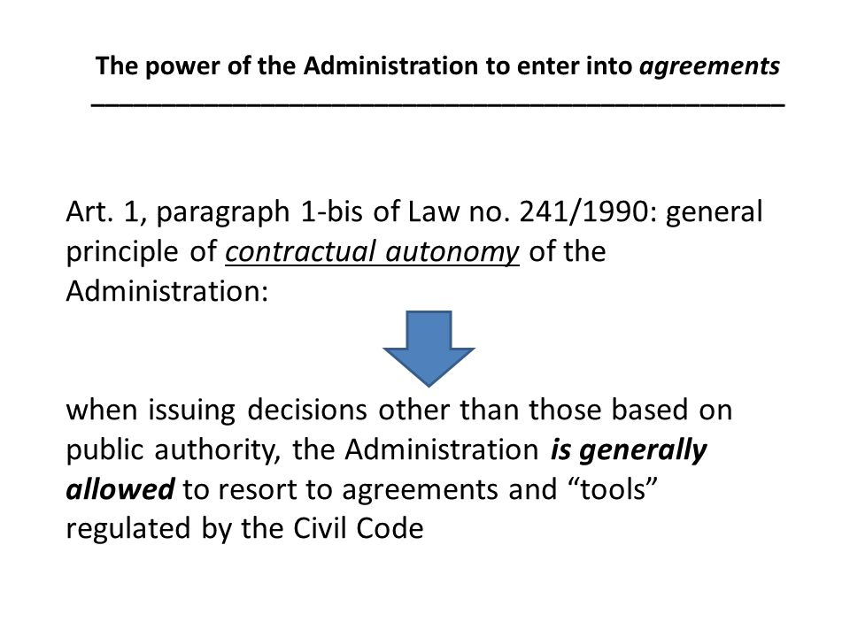 Art. 1, paragraph 1-bis of Law no.
