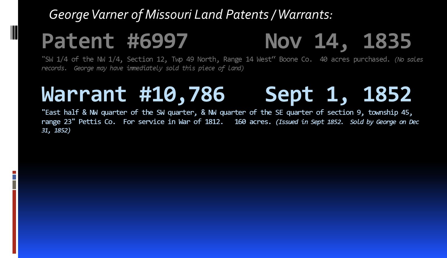 Patent #6997Nov 14, 1835