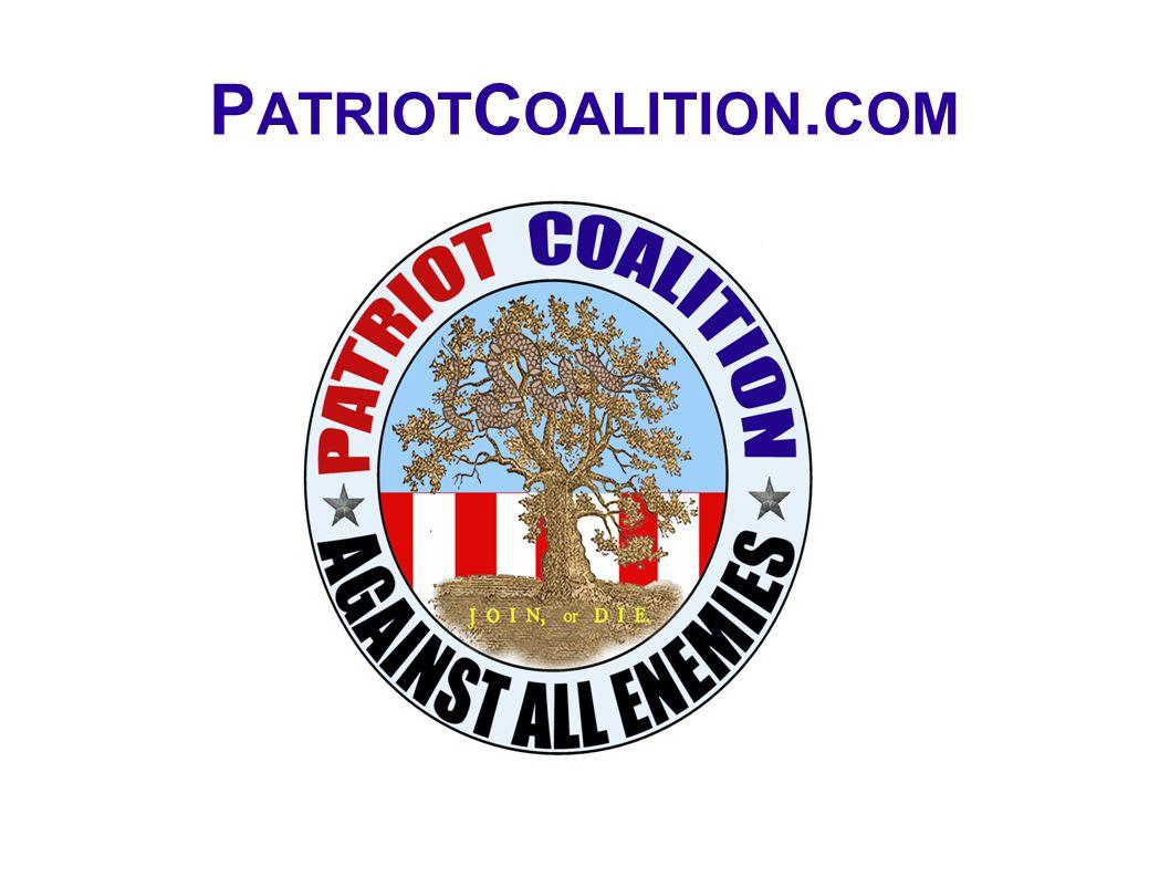 P ATRIOT C OALITION. COM