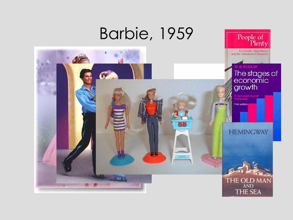 Barbie, 1959